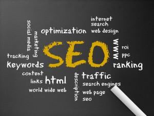 Chalkboard - Search Engine Optimization